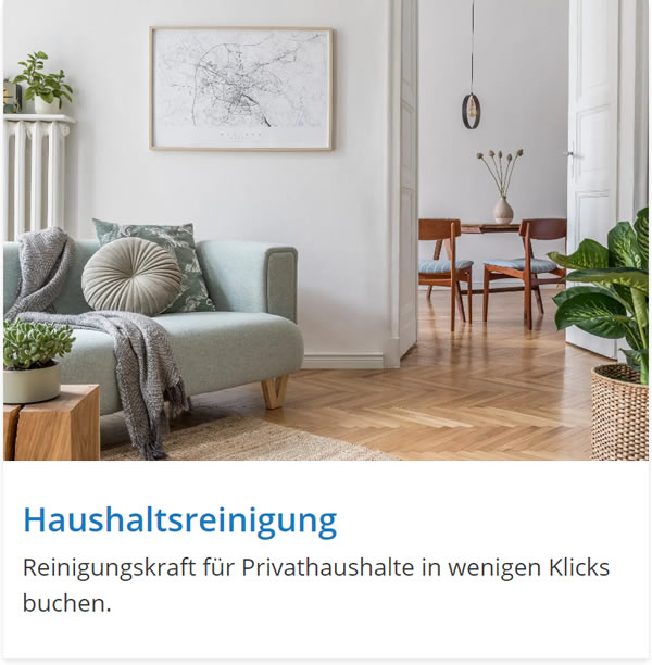 Haushaltsreinigung Unterhaltsreinigung in  Kiefersfelden, Samerberg, Schleching, Raubling, Bayrischzell, Brannenburg, Neubeuern und Oberaudorf, Flintsbach (Inn), Nußdorf (Inn)